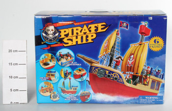 "Набор игр.  ""PIRATE SHIP"" BOX арт.  2772"