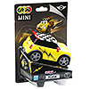 Машина Go MINI Stunt Racers, индивид. трюки, CRD, 5 видов(Red, Boost, Drift, Fins, Flash),  арт. 0379.