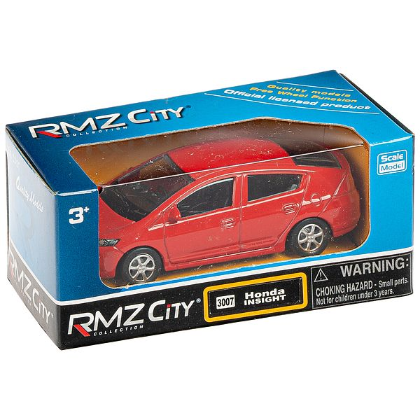 Метал.  модель М1:64  RMZ CITY Honda Insight,  арт. 344007.