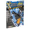 Трансформер робот-пистолет Super Deform,  CRD 25, 5*17 см. ,  арт.  55-15